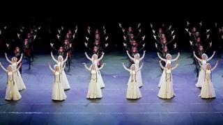 Sukhishvili. Georgian dancers. Ансамбль Сухишвили. Грузинские танцы
