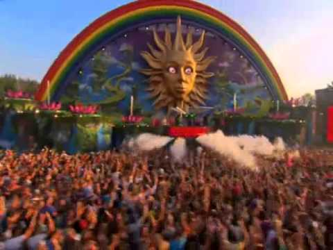 Dj Memy - Yeke yeke(Oficial Tomorrowland 2012)official after movie