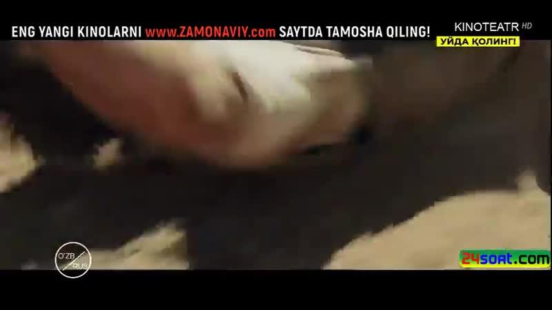 Kavboylar o'zga sayyoraliklarga Mahluqlarga Begonalarga qarshi Uzbek tilida O'zbekcha tarjima kino HD