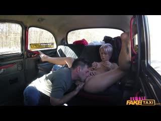 Licky Lex - FemalеFаkeТаxi [All Sex, Hardcore, Blowjob, Gonzo]