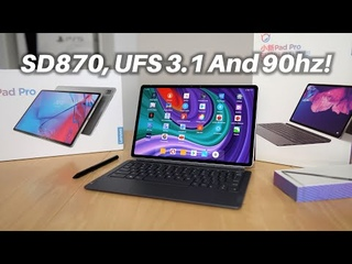 Lenovo P11 Pro 2021 Review (XiaoXin Pad Pro) Best Android Flagship Tablet For The Price?