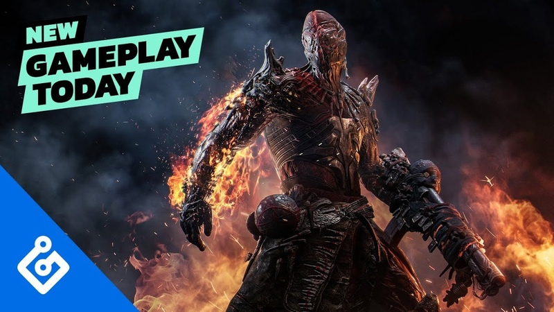 Outriders' Pyromancer Class – New Gameplay Today