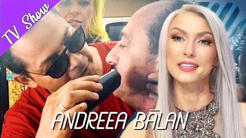 ANDREEA BALAN (37) - SOC SI TIPETE IN CABINA TE CUNOSC DE UNDEVA