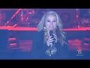 Anastacia I'm Outta Love live with Deborah Iurato at Amici, 29.03.2014