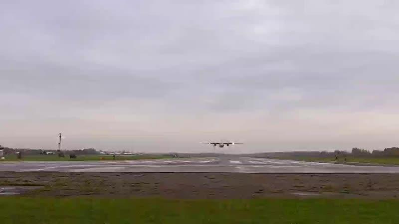 Полеты экипажей Ан 12 и Ан 26 на малой и предельно MP4