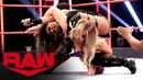Kayden Carter vs. Charlotte Flair: Raw, April 20, 2020