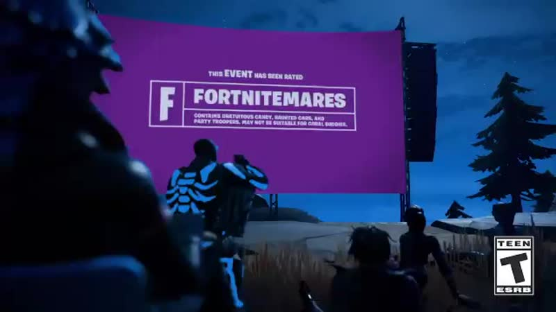 Vengeance is a dish best served GOLD Fortnitemares is back Shadow Midas has