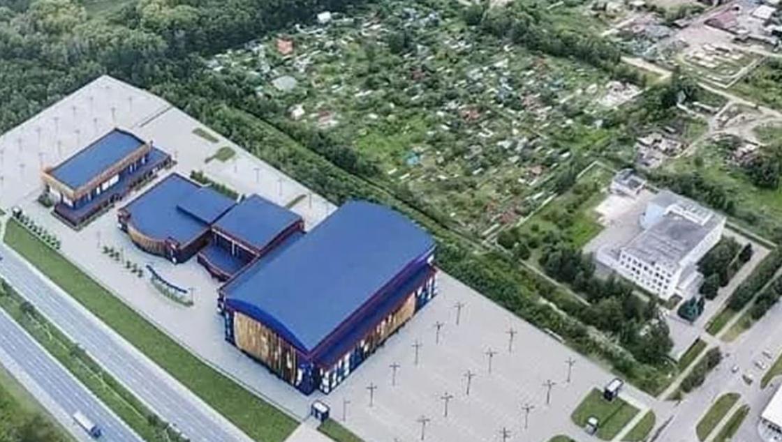 На строительство волейбольного центра в Ярославле выделили еще 1,5 миллиарда рублей