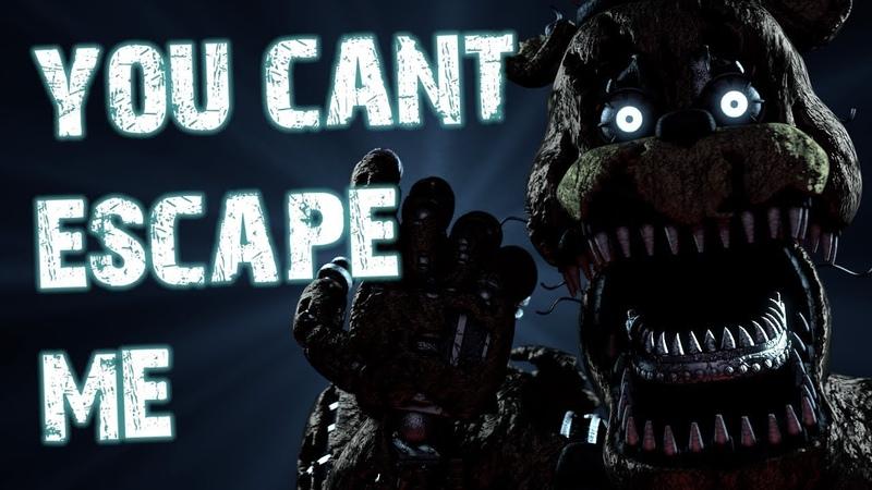 [FNAF COLLAB] ► You Cant Escape Me Collab   CK9C