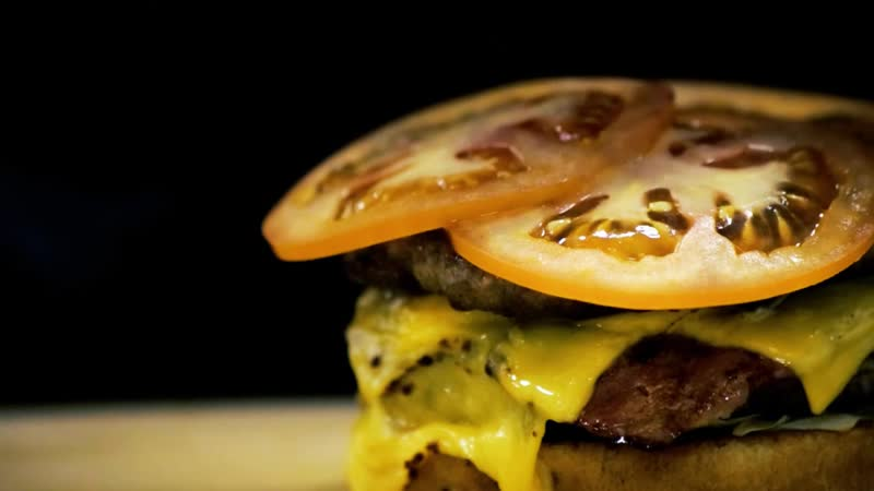 Faceburger by foodmarket perm video by nakaryakov nd