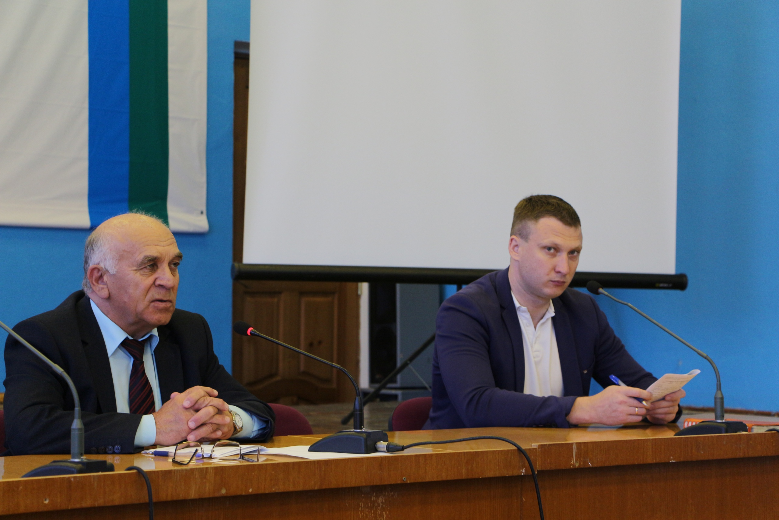 Сегодня в администрации МР Удорский состоялось заседание комиссии по предупреждению и ликвидации чрезвычайных ситуаций и обеспечению пожарной безопасности