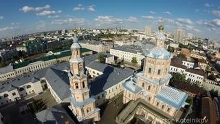 Звон Петропавловского собора Казани.