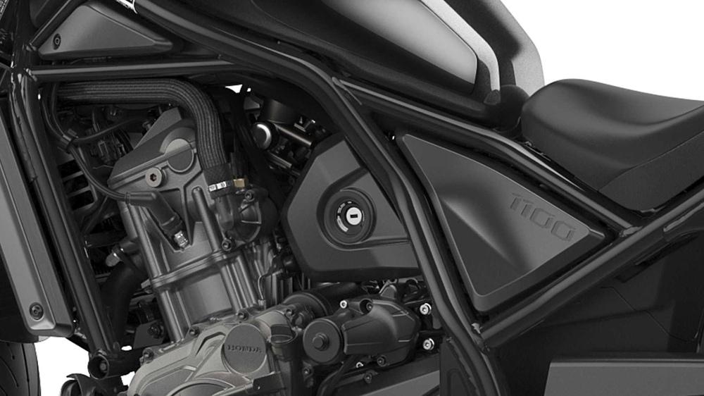 Новый мотоцикл Honda CMX1100 Rebel 2021