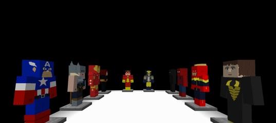 мод на майнкрафт 1.7.10 project superhuman #6