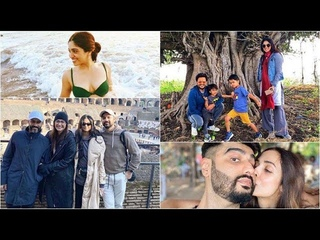 which bollywood actress smoking in real life   Bollywood Celebs BlGGEST New Year Party 2021 Together