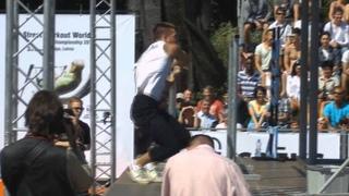 Petar Bruno Basić (Croatia) Street Workout World Championship 2013