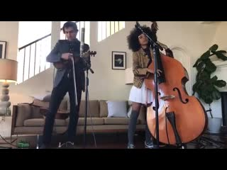 Andrew Bird  Esperanza Spalding Live 2016 (360p)