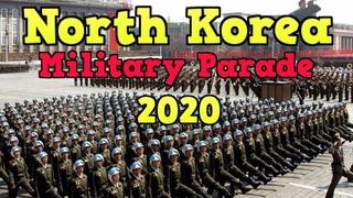 North Korea Military Parade 2020 Военный Парад Северная Корея КНДР 2020