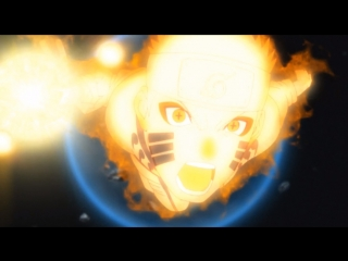 Naruto Shippuuden The Last Movie Naruto Kyuubi Vs Toneri Kyuubi Vs Gedo mazo Kana Boon Diver Наруто Против Тонери Крутой Клип