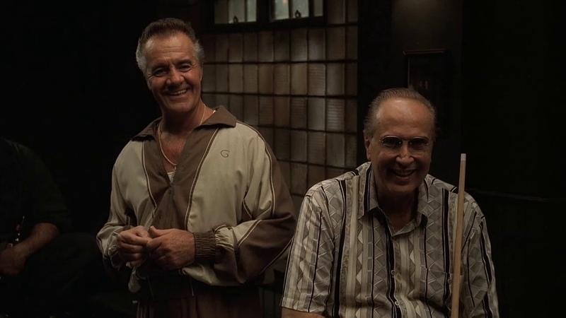 The Sopranos Клан Сопрано И когда мне показалось что я завязал