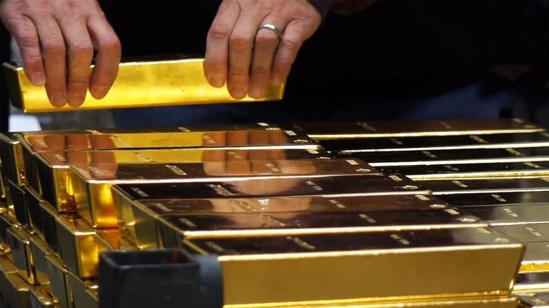 Добыча и производство Золота и золотых изделий
