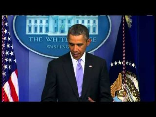 President Barack Obama Ukraine Statement. Obama Accuses Russia Of Armed Invasion