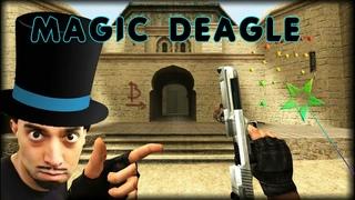 Magic Deagle - серверная модель для  CS-Source v34