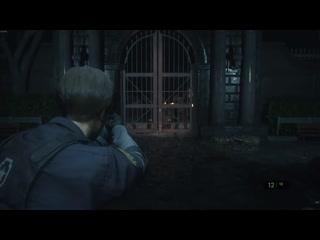 Resident Evil 2  NEMESIS