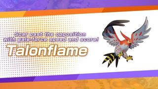 Талонфлейм Talonflame Character Spotlight | Pokémon UNITE