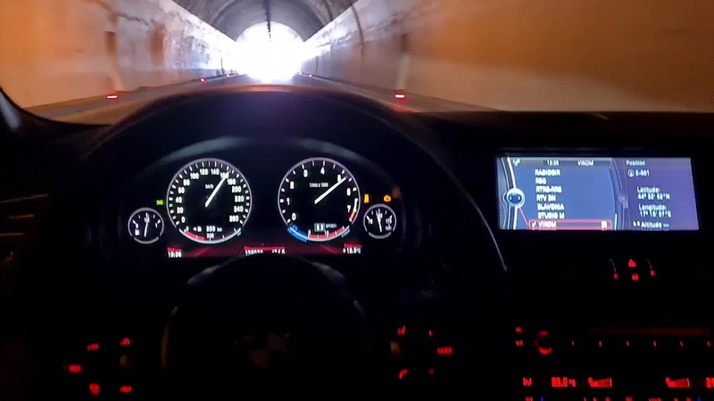 Bmw f10 550i sound Xdrive ALM Srbac