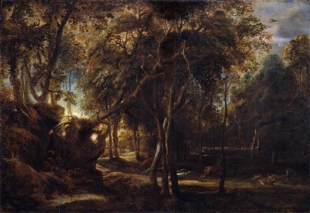 Охота в творчестве Питера Пауля Рубенса