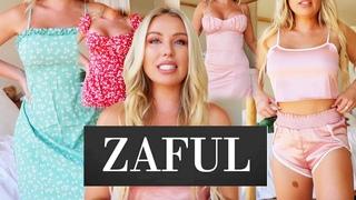 Zaful Try On Haul! BIKINIS, LINGERIE, & MORE