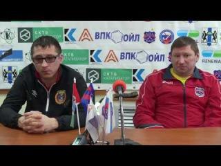 Пресс-конференция О.Чубинского и Н. Кадакина 24 февраля 2017 г.