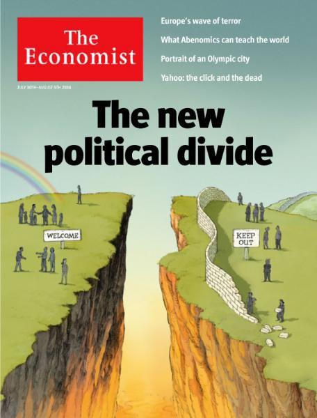 The Economist (30 July - 5 August, 2016)
