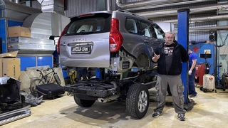 Разобрали новый Haval H9 (2021) - Что такое китайский Toyota Prado!!!