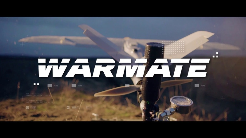 Loitering munitions system WARMATE