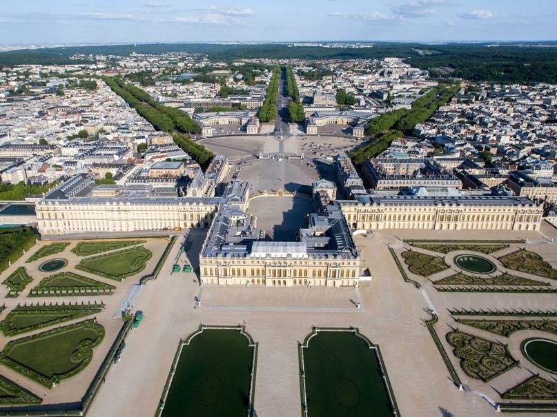 Обзор курорта Версаль (Франция), изображение №4