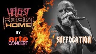 Suffocation au Hellfest (2018) - ARTE Concert
