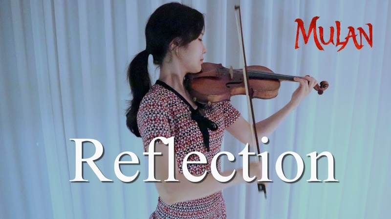 Reflection From Mulan Violin Cover by ziaa