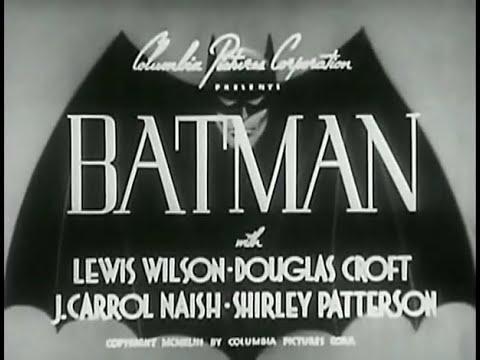 Бэтмен 13 серия 1943 США