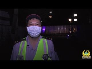 Патрульные полицейские рассказали о спасении отца детей, погибших в выгребной яме