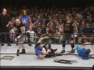  WM  Братья Дадли против Томми Дримера и Сэндмена - ECW One Night Stand 2005