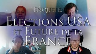 160- ENQUETE: ELECTION US et FUTUR DE LA FRANCE - Investigation Hypnose Régressive Matthieu Monade