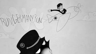 Run, Adolf(Germany), run!
