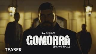 GOMORRA – STAGIONE FINALE   SECONDO TEASER