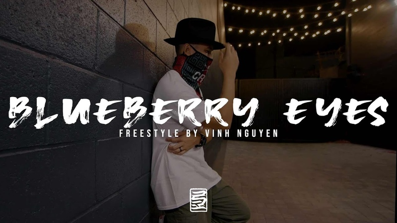 "MAX ft SUGA of BTS Blueberry Eyes"" Freestyle by Vinh Nguyen"
