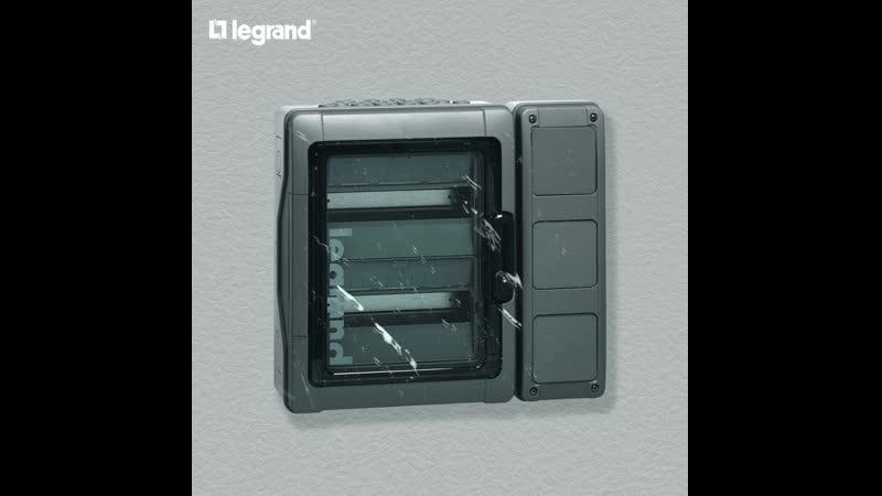 Legrand Plexo 3