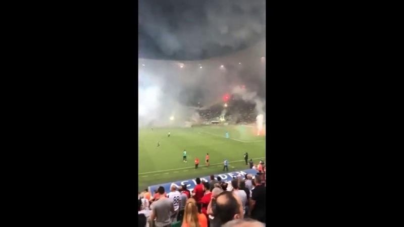 Sakarya Spor 0 2 Fatih Karagümrük Spor Dünyanın Hayranlıkla İzlediği Tribün Şov