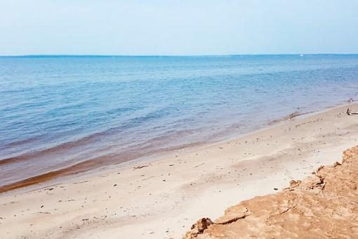 А вы знали, что границы пляжа меняются каждый год?