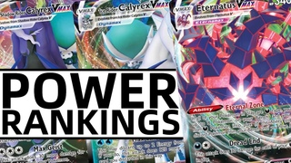 Pokemon TCG Power Rankings   Chilling Reign July 2021 Week 3